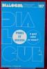 DIALOGUE : revue de recherches cliniques et sociologiques sur le couple et la famille N° 107 : Pères et société : à quel saint se vouer ?  . ...