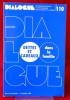 DIALOGUE : revue de recherches cliniques et sociologiques sur le couple et la famille N° 110 : Dettes et cadeaux dans la famille . Association ...