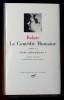 LA COMÉDIE HUMAINE tome IX Études philosophiques, I : La Peau de chagrin - Jésus-Christ en Flandre - Melmoth réconcilié - Massimilla Doni - Le ...