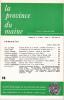 LA PROVINCE DU MAINE TOME 78 - 4e Série : Tome V - Fascicule 18. Collectif