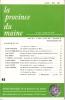 LA PROVINCE DU MAINE TOME 85 - 4e Série : Tome XII - Fascicule 45. Collectif