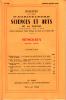BULLETIN DE LA SOCIÉTÉ D'AGRICULTURE SCIENCE ET ARTS DE LA SARTHE N° 546 - numéro spécial 1979. Collectif