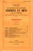 BULLETIN DE LA SOCIÉTÉ D'AGRICULTURE SCIENCE ET ARTS DE LA SARTHE N° 575 - numéro spécial 1982. Collectif
