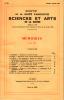 BULLETIN DE LA SOCIÉTÉ D'AGRICULTURE SCIENCE ET ARTS DE LA SARTHE N° 588 - numéro spécial 1983. Collectif