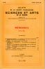 BULLETIN DE LA SOCIÉTÉ D'AGRICULTURE SCIENCE ET ARTS DE LA SARTHE N° 608 - numéro spécial 1985. Collectif