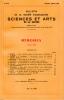 BULLETIN DE LA SOCIÉTÉ D'AGRICULTURE SCIENCE ET ARTS DE LA SARTHE N° 638 - numéro spécial 1988. Collectif