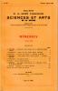 BULLETIN DE LA SOCIÉTÉ D'AGRICULTURE SCIENCE ET ARTS DE LA SARTHE N° 647 - numéro spécial 1989. Collectif