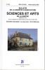 BULLETIN DE LA SOCIÉTÉ D'AGRICULTURE SCIENCE ET ARTS DE LA SARTHE N° 834 - numéro spécial 2007. Collectif