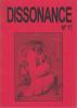 DISSONANCE N° 17. Collectif (Association d'études et de recherches astrologiques)