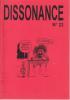 DISSONANCE N° 22. Collectif (Association d'études et de recherches astrologiques)