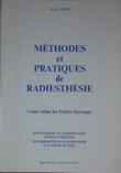 Méthodes et pratiques de radiesthésie  cours selon les frères Servranx. CONDE, B.-G.