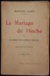 Le mariage de Hoche. ALANIC Mathilde