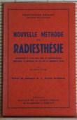 NOUVELLE METHODE DE RADIESTHESIE. HEIMME, Prof.