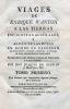 Viages de Enrique Wanton a las tierras incognitas australes, y al pais de las monas : en donde se expresan las costumbres, caracter, ciencas, y ...
