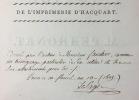 Notice pour servir à l'éloge de M. Perronet, Premier ingénieur des ponts et chaussées de France.. LESAGE (Pierre-Charles).