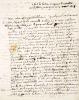 George Washington de Lafayette (1779-1849) fils ainé de Lafayette, officier et homme politique. Lettre autographe signée à bord du bateau à vapeur le ...