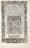 [Méditation sur la mort. Troyes. 1560]. Sensuyt une devote Meditation sur la mort & passion de notre sauveur & redempteur Jesuchrist avec les mesures ...