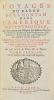 Voyages du Baron de La Hontan dans l'Amérique septentrionale.. LAHONTAN (Louis-Armand de Lom d'Arce, baron de).
