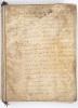 [Paris. Faubourg Saint-Antoine. Manuscrit]..