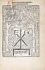 [Imitation de Jésus-Christ. Paris, 1491]. Gerson De imitatione Christi. Et de meditatione cordis.. THOMAS A KEMPIS.
