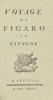 Voyage de Figaro, en Espagne.. FLEURIOT DE LANGLE (Jean-Marie-Jérôme).
