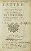 Doutes nouveaux sur le Testament attribué au cardinal de Richelieu.. VOLTAIRE (François-Marie Arouet de).