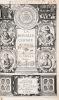 La Royale Chymie de Crollius, traduitte en françois, par J. Marcel de Boulene.. CROLL (Oswald);