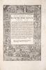 De civitate Dei. Jo. Frobenius lectori s. d. En habes optime lector absolutissimi doctoris Aurelii Augustini, opus absolutissimum, de civitate Dei, ...