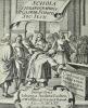 Schola Steganographica, in classes octo distributa, quibus, praeter alia multa, ac jucundissima, explicantur artificia nova.. SCHOTT (Gaspar).