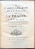 De l'Administration des Finances de la France. Par M. Necker.. NECKER (Jacques).