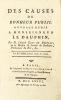 Des Causes du Bonheur Public. Ouvrage dédié à Monseigneur Le Dauphin, Par M. l'Abbé Gros de Besplas, de la Maison & Société de Sorbonne, Prédicateur ...
