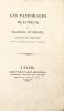 Les Pastorales, ou Daphnis et Chloé, traduction complète d'après le texte grec des meilleurs manuscrits.. LONGUS.
