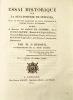 Description des monuments des différents âges observés dans le département de la Haute-Vienne, avec un précis des annales de ce pays.. Allou ...