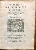 De Cruce libri tres ad sacram profanamque historiam utiles. Una cum notis.. LIPSE (Juste).