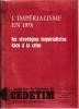 L'impérialisme en 1978: Les stratégies impérialistes face à la crise,. CEDETIM (revue)