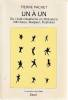 Un à un. De l'individualisme en littérature (Michaux, Naipaul, Rushdie), . PACHET Pierre,
