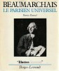 Beaumarchais: Le Parisien universel,. BOUSSEL Patrice,