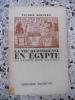 La vie quotidienne en Egypte du temps de Ramses. Pierre Montet