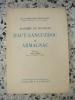 Les anthologies regionales - Academie de Toulouse - Haut-Languedoc et Armagnac. Collectif