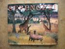 Serengeti - Natural order on the african plain. Mitsuaki Iwago
