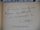 L'etoile Vesper - Souvenirs. Colette