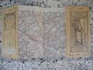 Carte Michelin - France en 47 feuilles au 200.000e - n° 39 - Agen Montauban. Michelin