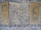 Carte Michelin - France en 47 feuilles au 200.000e - n° 23 - Poitiers Bourges. Michelin