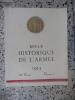 Revue historique de l'armee - 10e annee - 1954 - Numero 2. Collectif