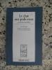 Le chat aux poils roux et autres nouvelles - Anthologie - Traduit de l'allemand par Carole Missmahl-Losfeld. Collectif