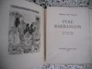 Pere Barbancon - Illustrations de Gus Bofa. Pierre Mac Orlan / Gus Bofa