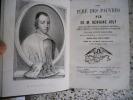 Le pere des pauvres - Vie de M. Benigne Joly - Chanoine de l'eglise abbatiale de Saint-Etienne de Dijon, et instituteur des Religieuses-Hospitalieres ...