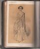 Galerie illustrée des célébrités contemporaines.Texte par une société de gens de lettres, dessins par Eustache Lorsay, lithographies par Collette :-  ...