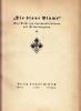 Aspasia oder Die platonische Liebe :C. M. Wieland. [4 Orig. Rad. Taf. von Erhard Amadeus Dier] Die blaue Blume ; 4. Wieland, Christoph Martin