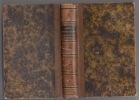 CONTES FANTASTIQUES, traduction nouvelle de X.MARMIER,précédée d'une notice par le traducteur.. Hoffmann, Ernst Theodor Amadeus (1776-1822)